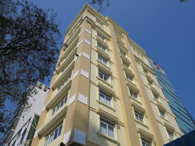 Một toà nhà hạng B - Huy Minh Building