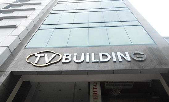 Toà nhà hạng C - TV Building